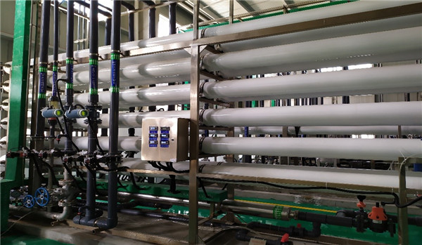 electromagnetic flowmeter installed in pipelines