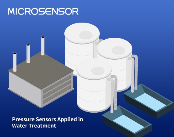 Pressure Sensors Applied in water treatment